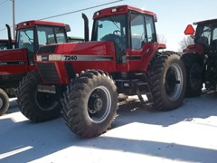 Tractor For Sale 1995 Case IH 7240