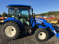 Tractor For Sale 2017 New Holland Boomer 45 , 45 HP