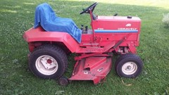 Riding Mower For Sale Gravely 8122 , 12 HP
