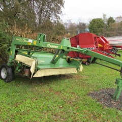 Disc Mower For Sale 2007 Krone Easy Cut 3200