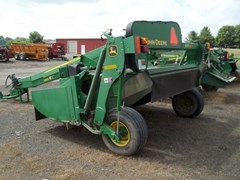 Mower Conditioner For Sale 2009 John Deere 835