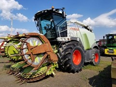 Forage Harvester-Self Propelled For Sale 2011 CLAAS JAGUAR 940