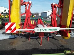Mower Conditioner For Sale 2011 Pottinger Novacat 351 & V10
