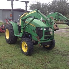 Tractor For Sale 2007 John Deere 3520 , 37 HP