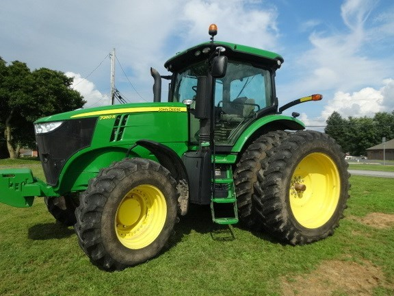 2012 John Deere 7260R Tractor For Sale