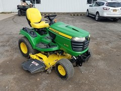 Riding Mower For Sale 2016 John Deere X710 , 22 HP