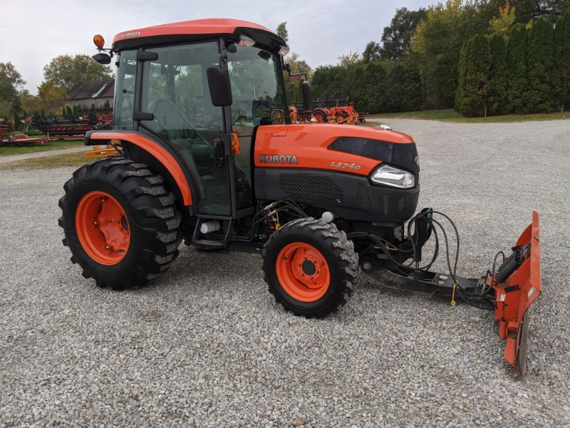 2008 Kubota L5740 Tractor For Sale