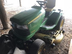 Riding Mower For Sale 2008 John Deere X700 , 23 HP