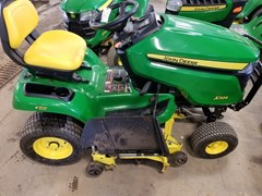 Riding Mower For Sale 2015 John Deere X324 , 18 HP
