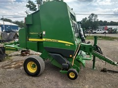 Baler-Round For Sale 2010 John Deere 854 Silage Special