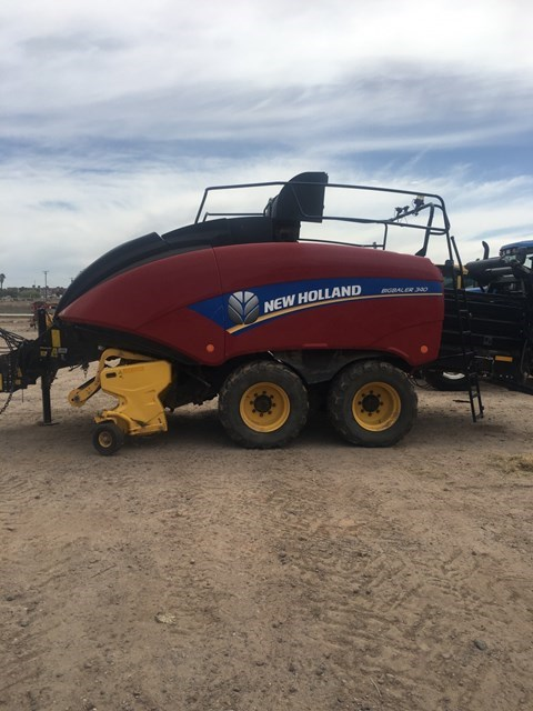 2016 New Holland BB340 PLUS Baler-Big Square For Sale