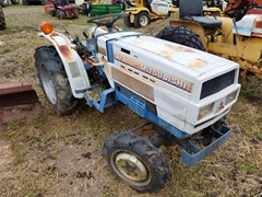 Tractor - Compact Utility For Sale Mitsubishi 180H , 18 HP