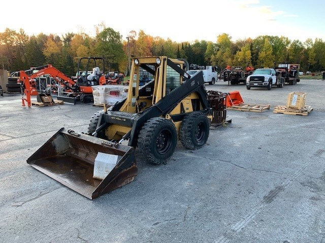 1993 New Holland L785 Skid Steer For Sale