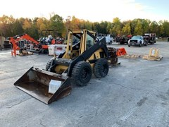 Skid Steer For Sale:  1993 New Holland L785 , 57 HP