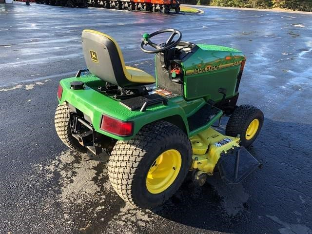 Photos of John Deere 445 Riding Mower For Sale » Alanson