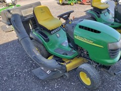 Riding Mower For Sale 2003 John Deere L120 , 21 HP