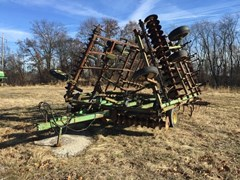 Field Cultivator For Sale 1990 John Deere 724