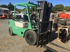Lift Truck/Fork Lift-Industrial For Sale:  1999 Mitsubishi FG35