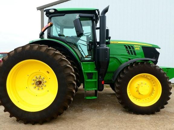2018 John Deere 6215R Tractor For Sale