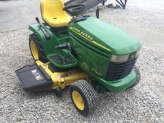 Riding Mower For Sale 1999 John Deere GT235 , 18 HP