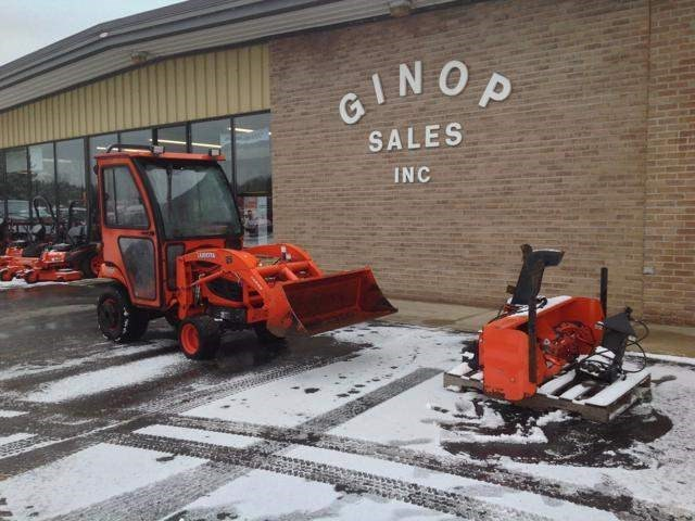 2015 Kubota BX2670TV1 Tractor For Sale