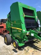 Baler-Round For Sale:  2010 John Deere 468 Silage Special