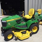 Riding Mower For Sale:  2015 John Deere X750 , 24 HP