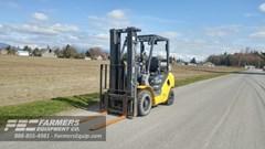 Lift Truck/Fork Lift For Sale 2015 Komatsu FG25T-16