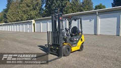 Lift Truck/Fork Lift For Sale 2014 Komatsu FG18HTU-20