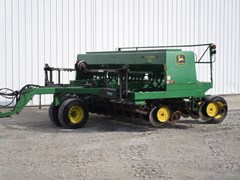 Grain Drill For Sale 1995 John Deere 750