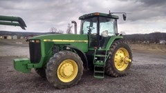 Tractor - Row Crop For Sale 1997 John Deere 8300 , 200 HP