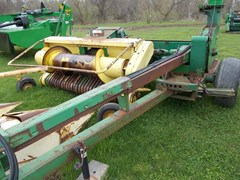 Forage Harvester-Pull Type For Sale 1989 John Deere 3950