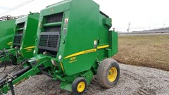 Baler-Round For Sale 2013 John Deere 459 Silage Special