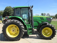 Tractor For Sale 2013 John Deere 6140M , 140 HP