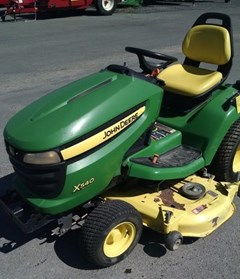Lawn Mower For Sale 2006 John Deere X540 , 26 HP
