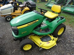 Riding Mower For Sale 2013 John Deere X500 , 24 HP