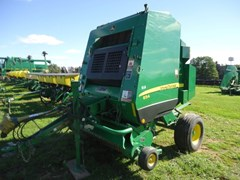 Baler-Round For Sale 2011 John Deere 854 Silage Special