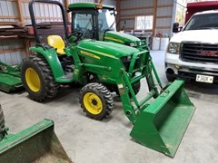 Tractor For Sale 2009 John Deere 3038E , 37 HP
