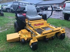 Riding Mower For Sale 2009 Hustler FasTrak 20 , 20 HP