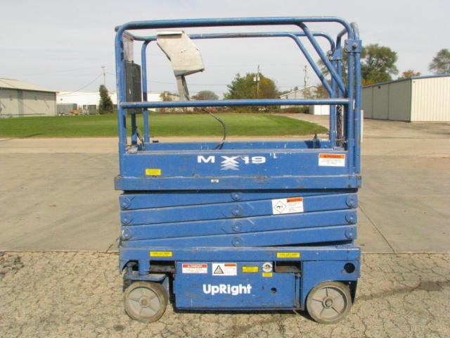 1996 Up-Right MX19 Scissor Lift-Electric For Sale