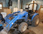 Tractor For Sale: 2001 New Holland TC45, 45 HP