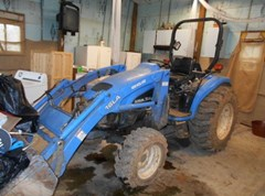 Tractor For Sale:  2001 New Holland TC45 , 45 HP