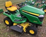 Riding Mower For Sale: 2017 John Deere X330, 18 HP