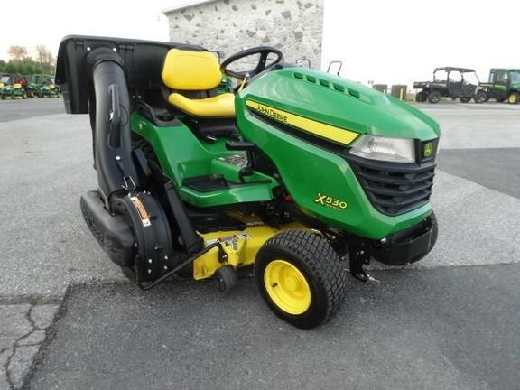 2015 John Deere X530 Riding Mower For Sale