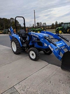 Tractor For Sale 2015 New Holland Boomer 33 , 24 HP