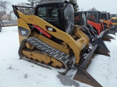 Skid Steer For Sale Caterpillar 289C , 84 HP