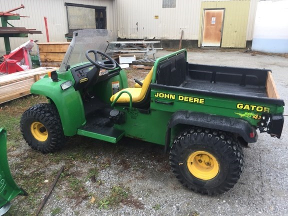 1998 John Deere TS 4X2 Utility Vehicle For Sale
