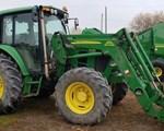 Tractor For Sale: 2008 John Deere 6430 Premium, 120 HP
