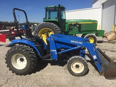 Tractor For Sale New Holland TC33D , 28 HP