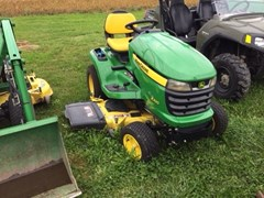 Riding Mower For Sale 2006 John Deere X320 , 22 HP